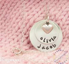 custom engraved pendant personalized custom necklace pendant necklace personalized