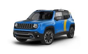 jeep renegade blue jeep renegade car wallpapers