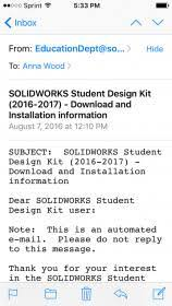 solidworks student design kit solidworks and eaa page 4