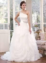 one shoulder wedding dress one shoulder wedding gown design for modern brides