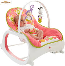 Baby Rocker Swing Chair Bouncer Fisher Price Pink Infant To Toddler Rocker Bouncer Seat