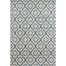 Area Rug Pattern World Rug Gallery Moroccan Trellis Pattern High Quality Soft Blue