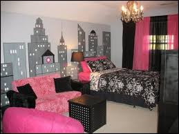 New York Style Home Decor Cute City Themed Bedroom 73 Upon Home Decorating Plan With City