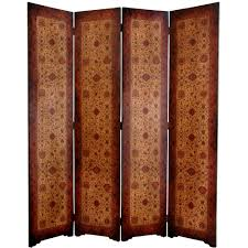 Wood Divider Room Dividers Home Accents The Home Depot