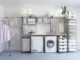 Wall Cabinets For Laundry Room by Free Standing Laundry Room Shelves Creeksideyarns Com