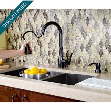 tuscan bronze wheaton pull down kitchen faucet gt529 why