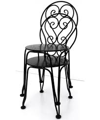 Wrought Iron Bistro Chairs Wrought Iron Bistro Chairs Icifrost House
