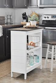 Kitchen Island With Bookshelf Bookshelf Kitchen Island Little Glass Jar