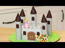 how to make a castle cake nerdy nummies cake and sweets video