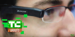 Blind People Glasses Disruptive Technology A Game Changer For Blind People Orcam