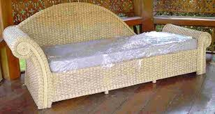 rattan bed frame modern house design unique charm rattan beds