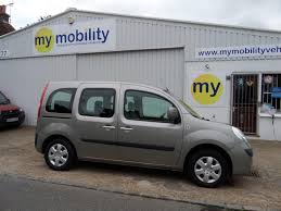 renault van kangoo used 2012 renault kangoo expression automatic wheelchair access