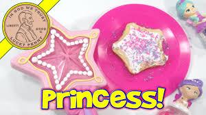 disney princess easy bake oven i make a cake with my wand