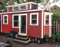 tiny houses in maine more builders and buyers opt for less house