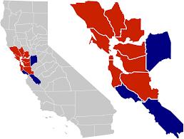 Bay Area Map San Francisco Bay Area U2013 Wikipedia