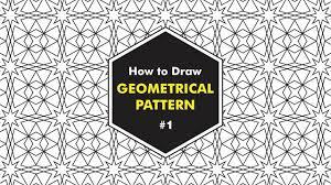 pattern corel x7 geometrical pattern in corel x7 coreldraw tutorials for beginners