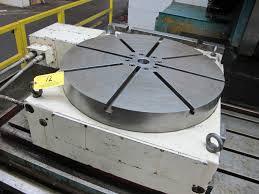 tsudakoma rotary table manual tsudakoma 31 5 cnc rotary table model rncv 800f r s n 509257