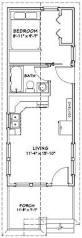 Shotgun Floor Plans 12x30 Tiny House 12x30h1a 358 Sq Ft Excellent Floor Plans
