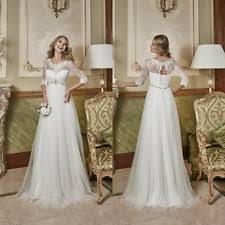 Maternity Wedding Dress Maternity Wedding Dresses Ebay