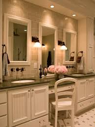 Best  Vanity With Mirror Ideas On Pinterest Makeup Desk With - Vanity mirror for bathroom