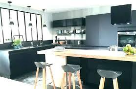 bar de cuisine design photo de cuisine design idées décoration intérieure