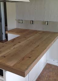kitchen countertops ideas marvelous kitchen diy reclaimed wood countertop trim island ideas of