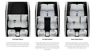 audi q7 6 seat configuration tesla model x in 7 seat configuration finally gets fold flat 2nd