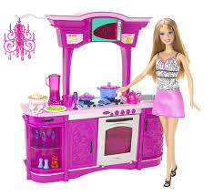 buy barbie dream kitchen online at low prices in india amazon in