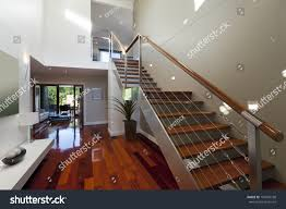 Stylish House Stylish House Interior Staircase Stock Photo 107894738 Shutterstock