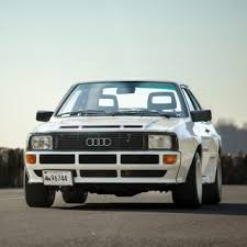 audi quattro this is what is like with an audi sport quattro in the u s