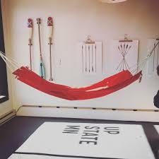 orange canvas hammock by utility canvas u2013 upstate mn