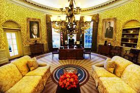 impressive oval office room house presidents house