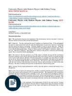 physicssolutionsmanual pdf acceleration mass