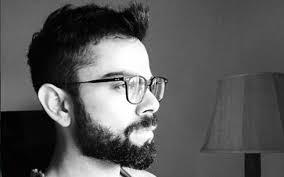 anushka to kohli on the beard challenge you cannot indiatoday