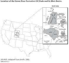 shale and tar sands peis maps