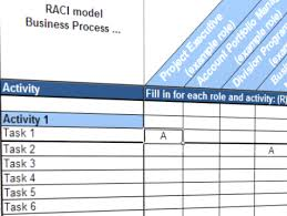 raci template with instructions templates at