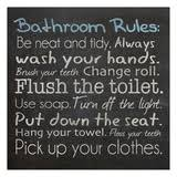 bathroom signs decorative art posters by allposters ie