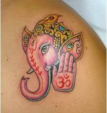 best ganesh tattoos our top 10