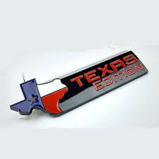 texas jeep stickers texas edition trunk auto tail emblem texas side wing badge car
