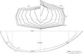 Free Wood Boat Plans Patterns by S U0026g Guillemot Guillemot Kayaks Small Wooden Boat Designs