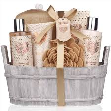 spa basket ideas relaxation with this lavender spa bathroom gift basket ideas of