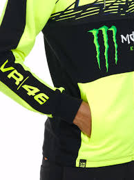 monster motocross gloves valentino rossi florescent yellow monster energy collection