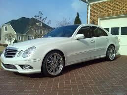 mercedes e class forums vossen wheels mercedes e550 with 20 staggered vvs 083