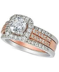 Wedding Ring Sets For Her by Wedding Ring Sets Shop Wedding Ring Sets Macy U0027s