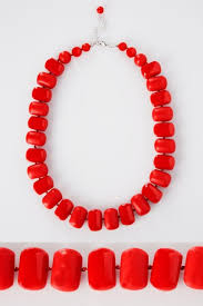 chunky beaded necklace images Chunky bead necklace jpg