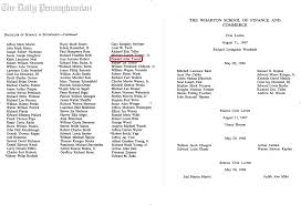how to write bachelor of arts on resume the daily pennsylvanian was trump really a top student at pages from the 212th commencement show president donald trump as a 1968 wharton graduate but that he graduated without honors