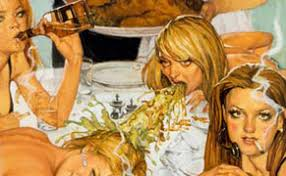 remixing norman rockwell s thanksgiving