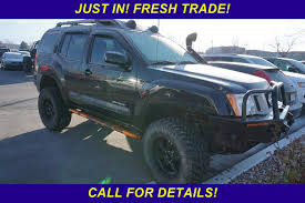 nissan xterra lifted for sale nissan xterra in utah for sale used cars on buysellsearch