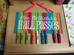 Hallway Pass Bathroom Pass Ideas Racetotop Com