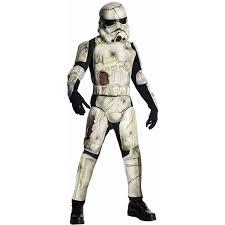 star wars death trooper deluxe halloween costume walmart com